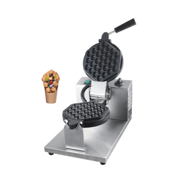 bubble waffle luxury