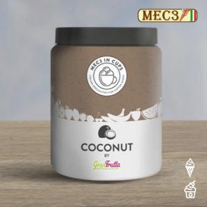 MEC3 Kokosnuss Toppings von GRANFRUTTA