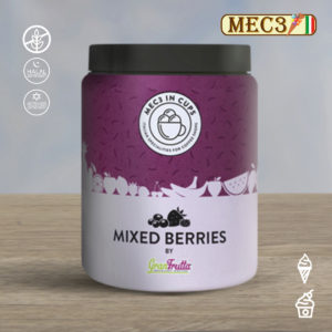 MEC3 Gemischte Beeren Topping von GRANFRUTTA