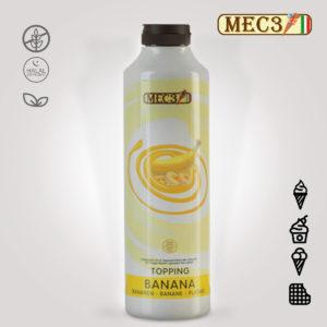 MEC3 Banana Topping Sauce