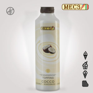 MEC3 Kokosnuss Topping Sauce