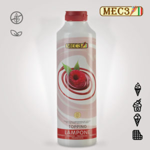 MEC3 Himbeer Topping Sauce